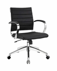 Modway Jive Mid Back Office Chair in Black MY-EEI-273