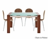 Modway Lakeshore Dining Set with Insect Chairs MY-EEI-680-SET1