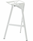 Modway Launch Stacking Bar Stool in White MY-EEI-1024
