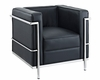 Modway LC2 Leather Armchair MY-EEI-126