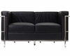 Modway LC2 Leather Loveseat MY-EEI-127