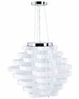 Modway Loop Pendant Light in White MY-EEI-315