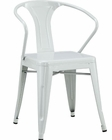Modway Promenade Dining Armchair in Gray MY-EEI-267