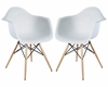 Modway Pyramid Arm Chairs MY-EEI-929 (Set of 2)