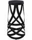 Modway Ribbon Bar Stool in Black MY-EEI-1017