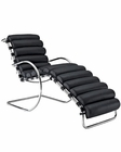 Modway Ripple Chaise in Black MY-EEI-300