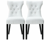 Modway Silhouette Dining Chairs MY-EEI-911 (Set of 2)