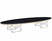 Modway Surfboard Coffee Table in Black MY-EEI-302