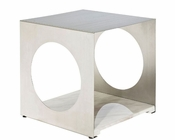 Modway Surpass Side Table in White MY-EEI-258