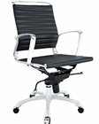 Modway Tempo Mid Back Office Chair in Black MY-EEI-1026