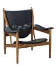Modway Warrior Lounge Chair in Black MY-EEI-296