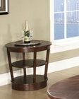 Montecito End Table by Somerton Dwelling SO-617-03