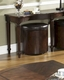 Morgan Storage Stool by Somerton Dwelling SO-619-01