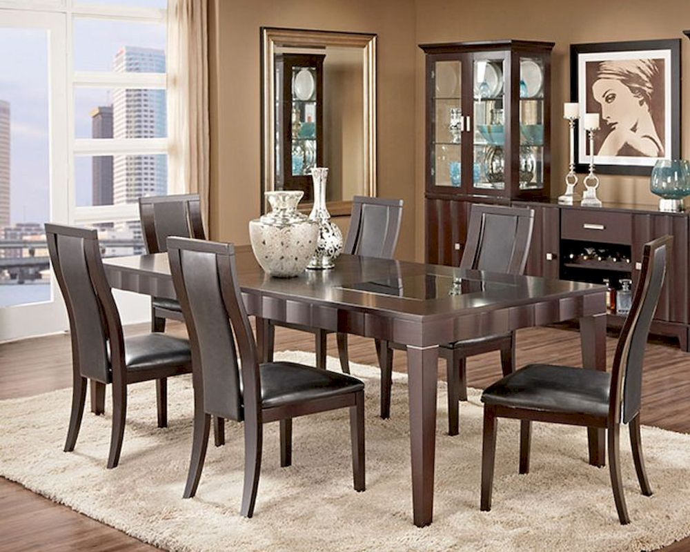 Formal Dining Sets najarian formal dining set delano 301 na-de7set