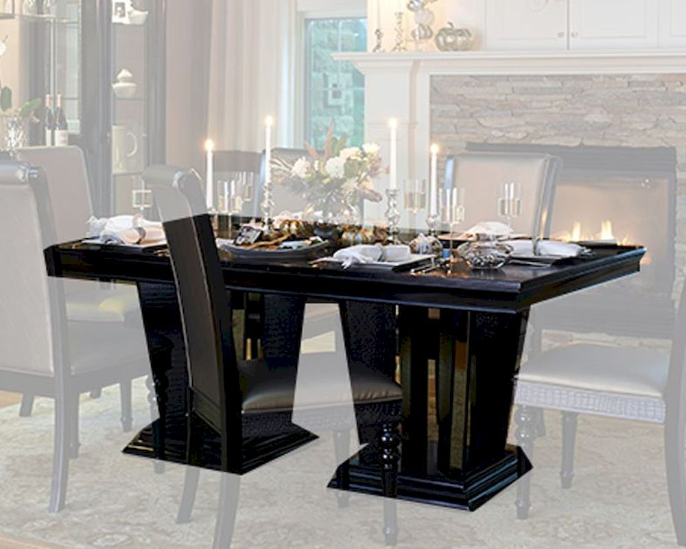 Najarian formal dining table ibiza na ibt for Formal dining table