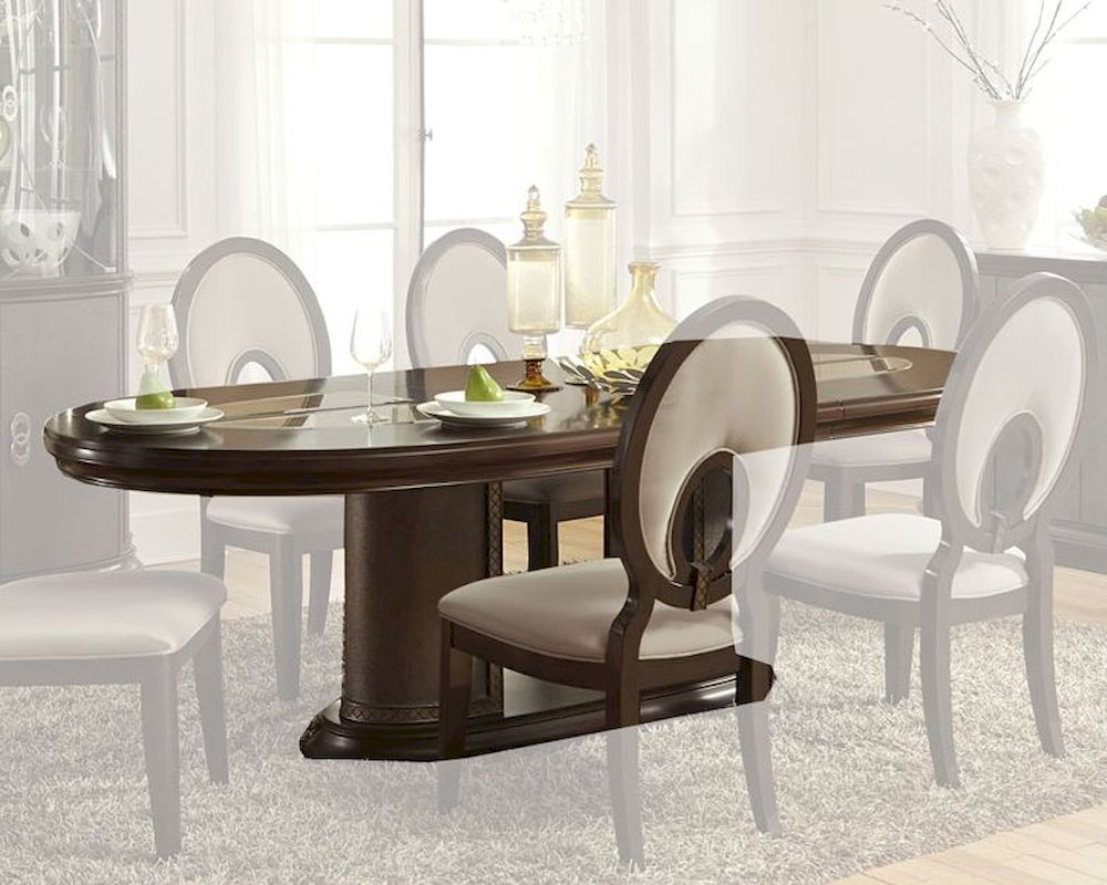 Najarian formal dining table obsessions na obt for Formal dining table