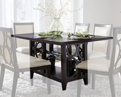 Najarian Formal Rectangle Wood Table Planet NA-PLT