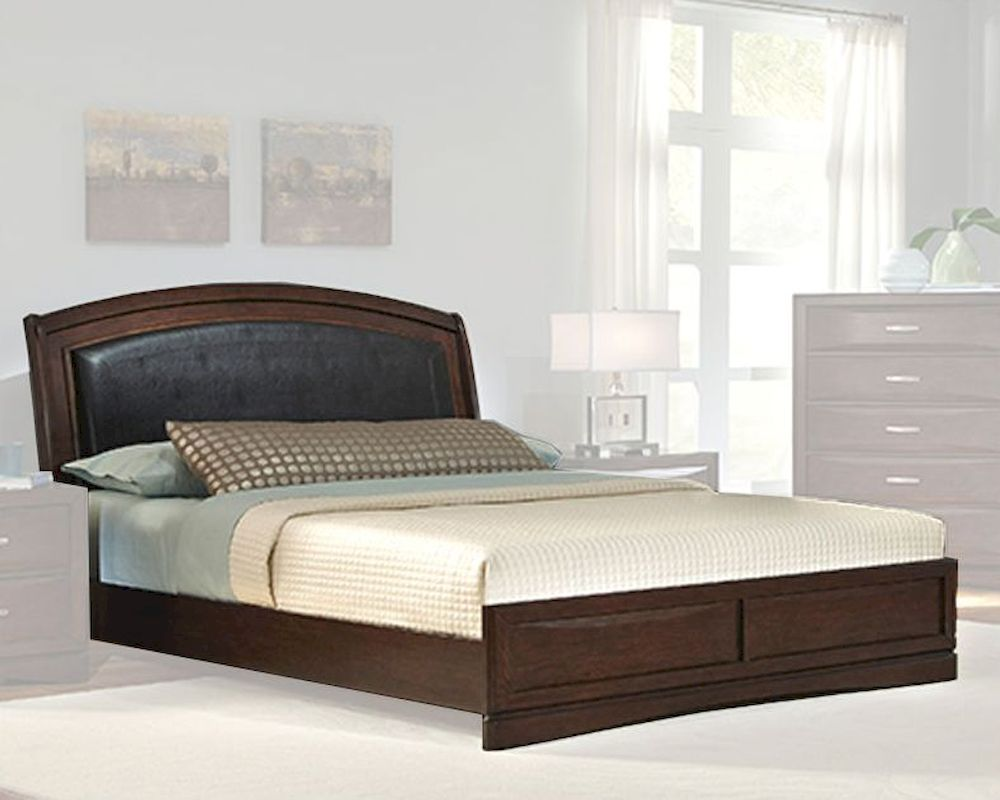 Najarian Furniture Bed Beverly Na Be Bd
