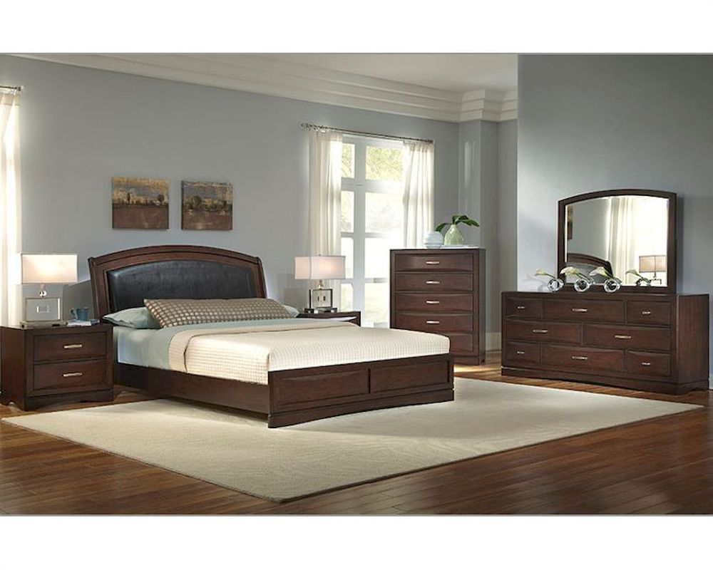 Najarian Furniture Bedroom Set Beverly NA-BE-4SET