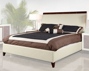 Najarian Furniture Contemporary Bed Zeno NA-ZEBED