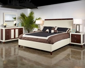 Najarian Furniture Contemporary Bedroom Set Zeno NA-ZEBSET