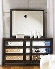Najarian Furniture Dresser and Mirror Reflections NA-RFDRMR