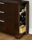 Najarian Furniture Dresser and Mirror Studio NA-STDRMR