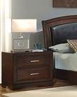 Najarian Furniture Night Stand Beverly NA-BE-NS