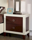 Najarian Furniture Night Stand Zeno NA-ZENS