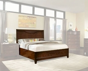 Najarian Furniture Panel Bed Melrose NA-ME-PNBD