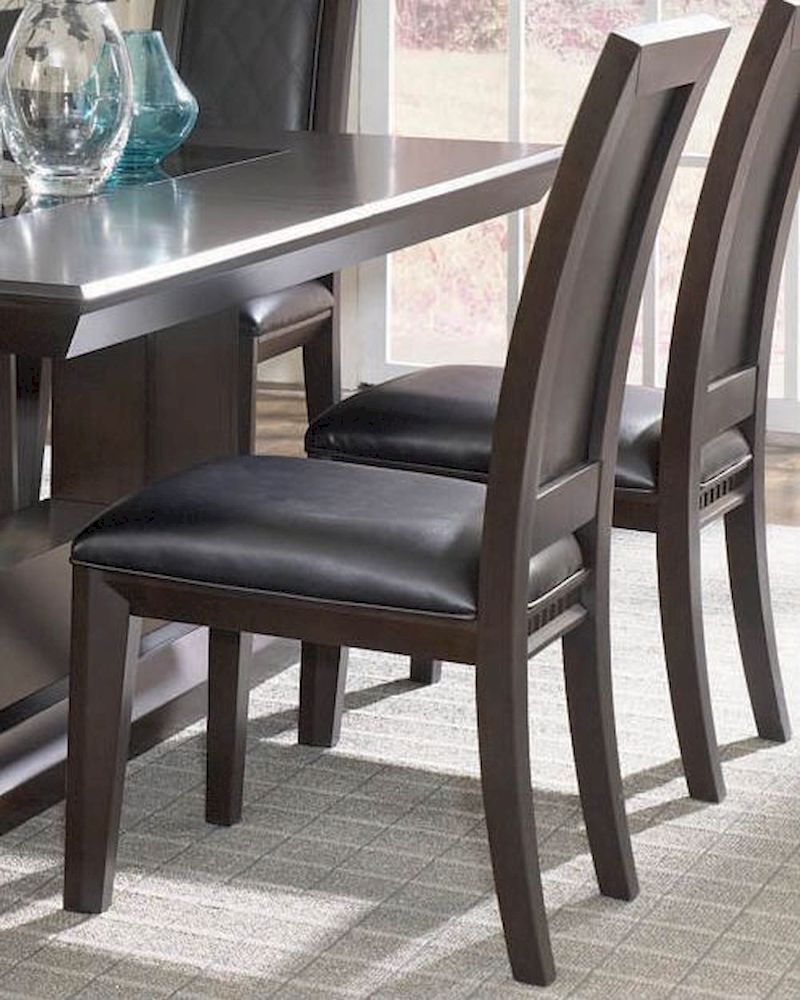 Najarian Furniture Side Chair Brentwood Na Bdsc Set Of 2