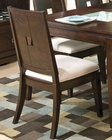 Najarian Furniture Spiga Side Chair NA-SPSC