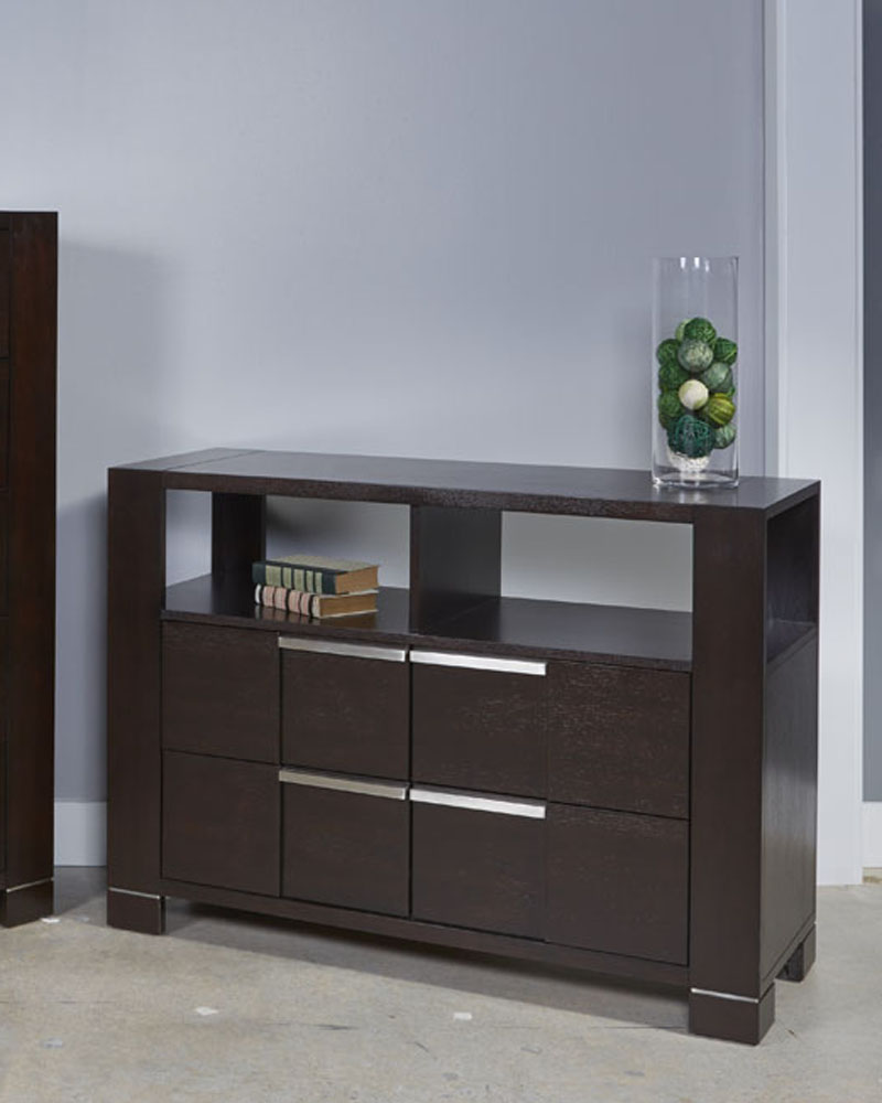 Najarian Furniture Contemporary Bedroom Set Studio Na Stbset: Najarian Furniture TV Chest Studio NA-STTVCH