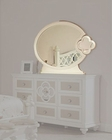 Najarian Furniture Youth Bedroom Mirror Paris NA-PR-YMR