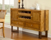 Natural Finish Sideboard MCFD118-SB