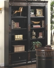 Nicolas Traditional Carved Combination Bookcase CO800922