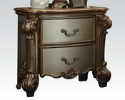 Nightstand Vendome Gold by Acme Furniture AC23003