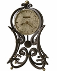 Non-Chiming Mantel Clock Vercelli Mantel by Howard Miller HM-635141