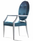 Nora Turquoise Side Chair 44DLS303 (Set of 2)