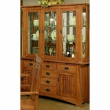Oak China Cabinet Bungalow By Ayca AY AP5 2004