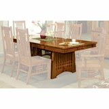 Oak Dining Table Bungalow By Ayca AY AP5 2001