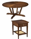 Occasional Table Set Mid Century Modern by Hekman HE-951302MW-SET