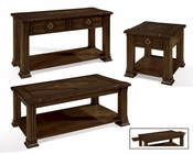 Occasional Table Set Villa Madrid by Somerton Dwelling SO-146-04SET