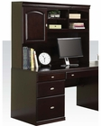 Office Desk w/ Hutch in Espresso Finish by Acme AC92031DH