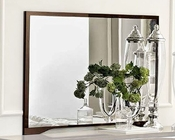 Onda Bedroom Mirror in Modern Style 33180OD