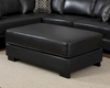Ottoman Minnis by Homelegance EL-9759BK-4