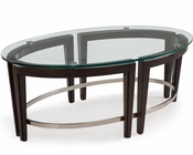 Oval Cocktail Table Carmen by Magnussen MG-T3110-47