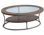 Oval Cocktail Table Desoto by Magnussen MG-T3048-47