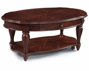 Oval Cocktail Table Heritage Point by Magnussen MG-T2708-47