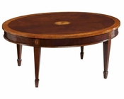Oval Coffee Table Copley Place by Hekman HE-22500